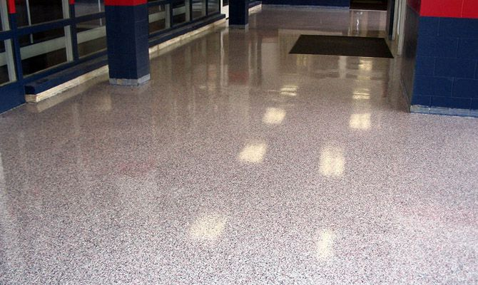 Commercial Flooring in Baltimore County, MD Picture