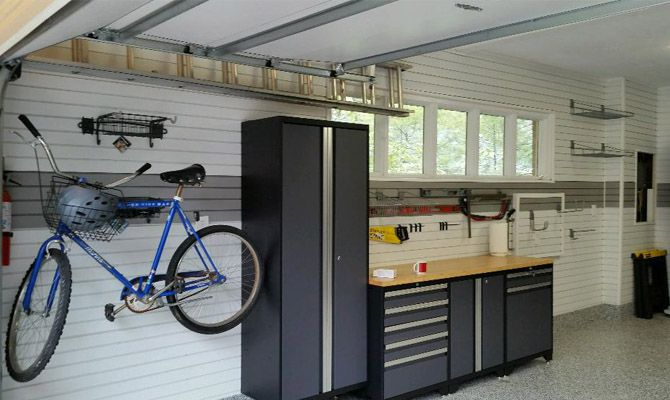 Garage Organization in Arlington County, VA Picture
