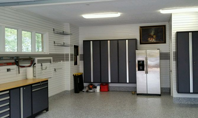 Garage Makeover in Montgomery County, MD Image 2