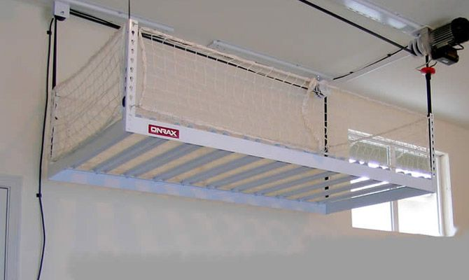 Garage Overhead Storage in SAINT JOHNS County, FL Picture 1