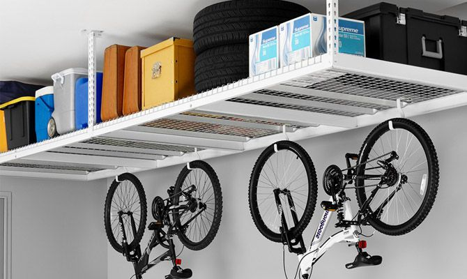 Garage Overhead Storage in SAINT JOHNS County, FL Picture 2