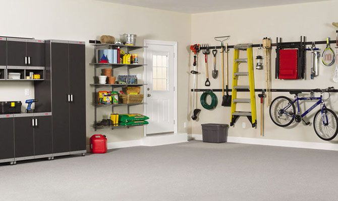 Garage Design Image 2