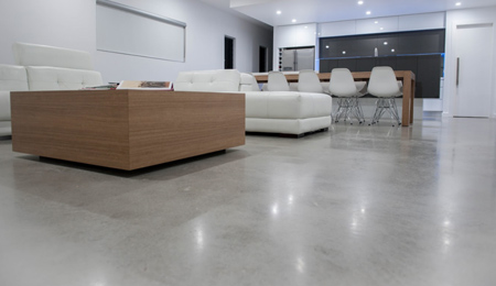 Polished Concrete Flooring Image 2