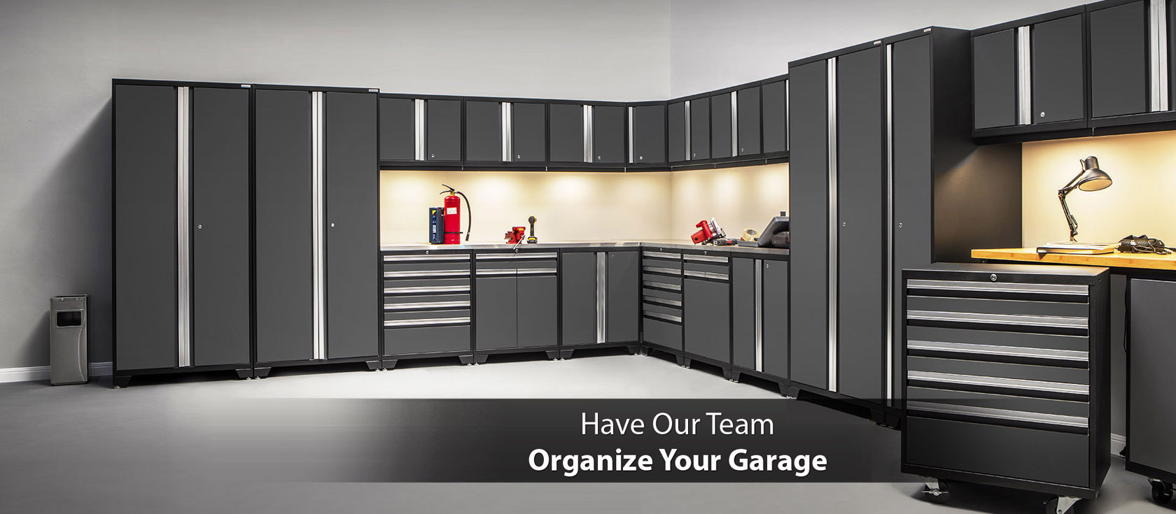 it does mid refresh to on garage with budget renovate storage estimates how range renovation cabinets tall much costs workbench a and project renovated drawers cost renovations